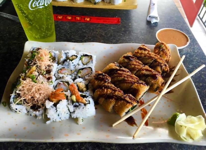 Miso's Teriyaki House Offers Half-Priced Sushi