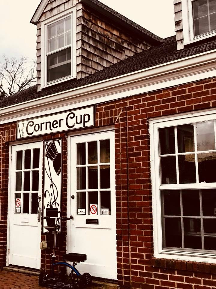 A Refill, Please: Jonesborough's Coffee House Serves Guests from the Corner on MainStreet