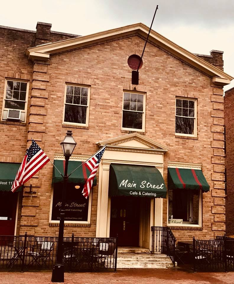 Main Street Café to ExtendHours
