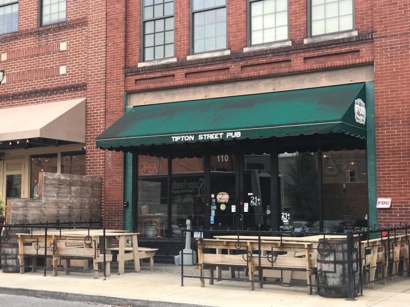 Domestic Craft or Draft: Tipton's Street Pub Boasts 50 Types ofBeer